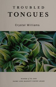 Cover of: Troubled tongues: poems