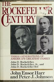 Cover of: The Rockefeller century