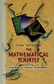 Cover of: The mathematical tourist