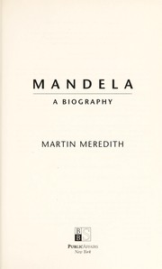 Cover of: Mandela