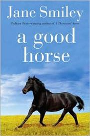 Cover of: A good horse