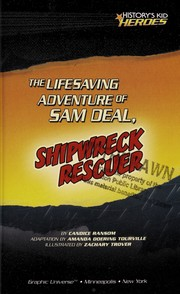 Cover of: The life-saving adventure of Sam Deal, shipwreck rescuer