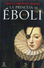 Cover of: La princesa de Éboli
