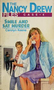 Cover of: Smile and say murder: Hit-and-run holiday ; White water terror