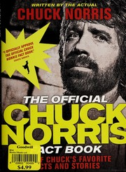 Cover of: The official Chuck Norris fact book