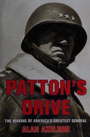 Cover of: Patton's drive: the making of America's greatest general