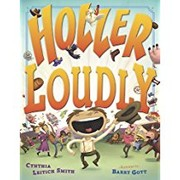 Cover of: Holler Loudly