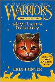 Cover of: Skyclan's destiny