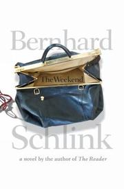 Cover of: The weekend