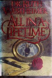 Cover of: All in a lifetime