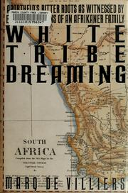 Cover of: White tribe dreaming