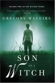 Cover of: Son of a Witch