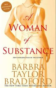 Cover of: A Woman of Substance