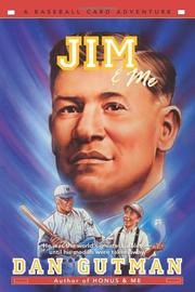 Cover of: Jim & Me (Baseball Card Adventures)