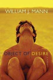 Cover of: Object of desire