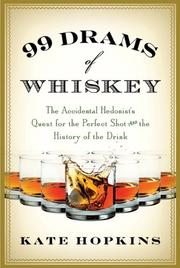 Cover of: 99 Drams of Whiskey