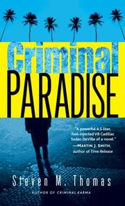 Cover of: Criminal Paradise