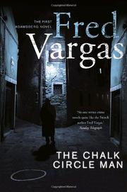 Cover of: The Chalk Circle Man