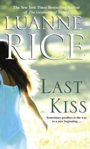 Cover of: Last Kiss