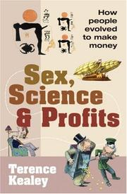 Cover of: Sex, Science & Profits