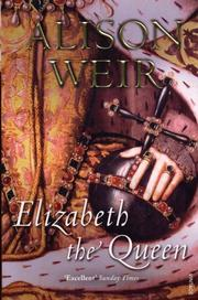 Cover of: Elizabeth The Queen