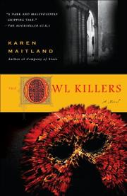 Cover of: The Owl Killers