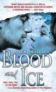 Cover of: Blood and Ice