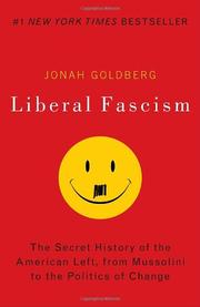 Cover of: Liberal Fascism