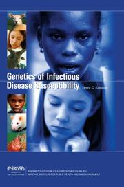 Cover of: Genetics of Infectious Disease Susceptibility