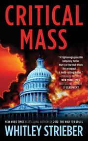 Cover of: Critical Mass