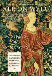 Cover of: Mistress of the Monarchy