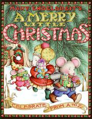 Cover of: Mary Engelbreit's A Merry Little Christmas