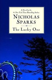 Cover of: The Lucky One