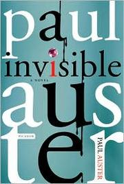 Cover of: Invisible