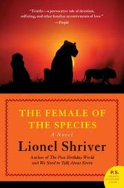 Cover of: The Female of the Species