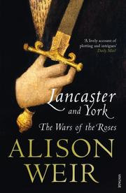 Cover of: Lancaster and York