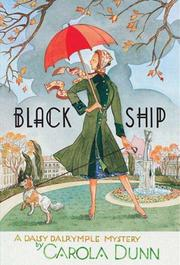 Cover of: Black Ship (Daisy Dalrymple Mysteries)