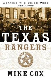 Cover of: The Texas Rangers