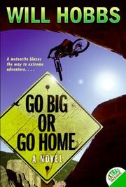 Cover of: Go Big or Go Home
