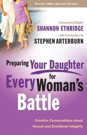 Cover of: Preparing Your Daughter for Every Woman's Battle