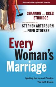 Cover of: Every Woman's Marriage
