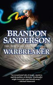 Cover of: Warbreaker