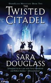 Cover of: The Twisted Citadel: DarkGlass Mountain
