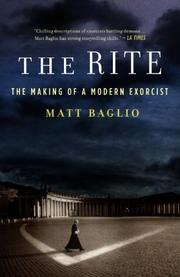 Cover of: The Rite