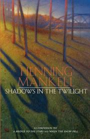 Cover of: Shadows in the Twilight