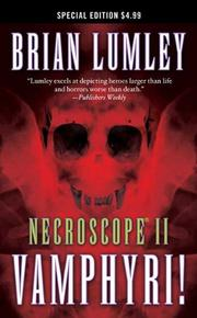 Cover of: Necroscope II