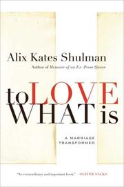 Cover of: To Love What Is