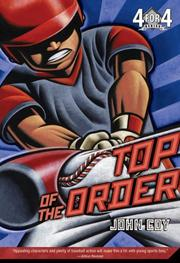 Cover of: Top of the Order