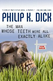 Cover of: The man whose teeth were all exactly alike