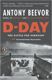 Cover of: D-Day: The Battle for Normandy